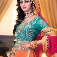 Latest Beautifull Mehndi Dresses For Pakistani Bridles 2020