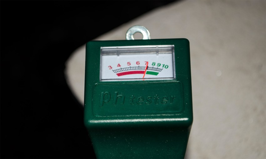 pH metru