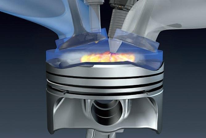 Silnik o zapłonie iskrowym