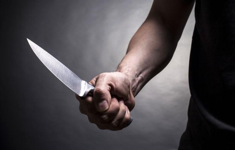Podczas awantury domowej wziął nóż i groził swojej partnerce pozbawieniem życia