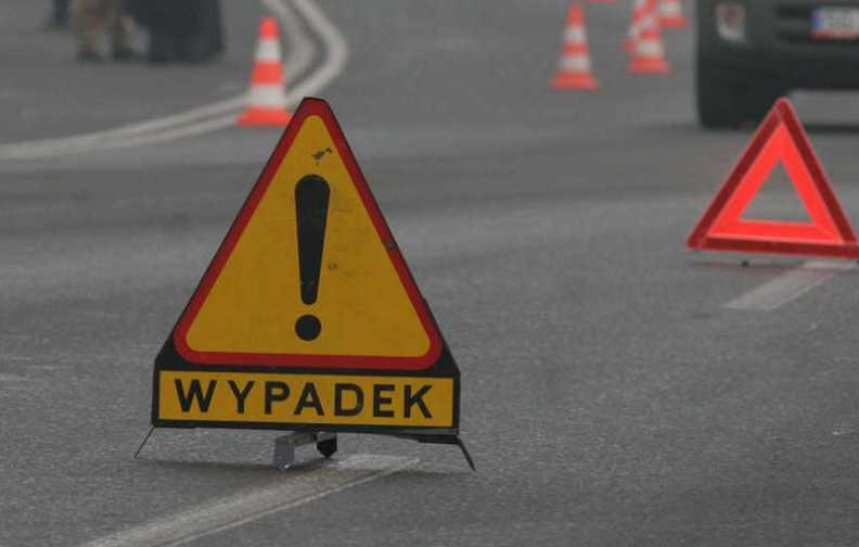 Tragiczny wypadek drogowy koło Chocianowa