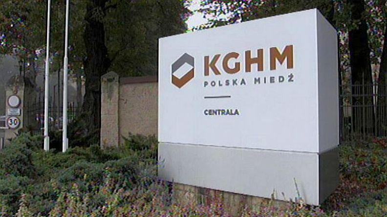 KGHM zainteresowane sprzedażą udziałów w spółce od atomu