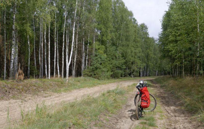 Lubińskie trasy rowerowe. Pętla południowo-wschodnia Lubina