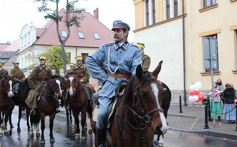 Lubin. Obchody Narodowego Święta Odzyskania Niepodległości