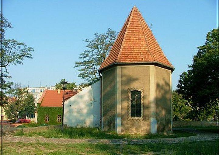 Lubin – Zamek Książęcy (zniszczony)