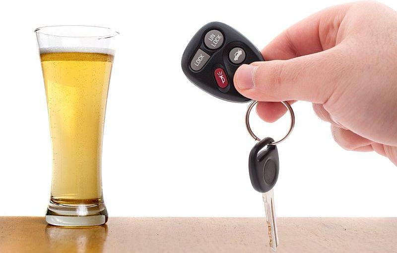 Po alkoholu nie jadę