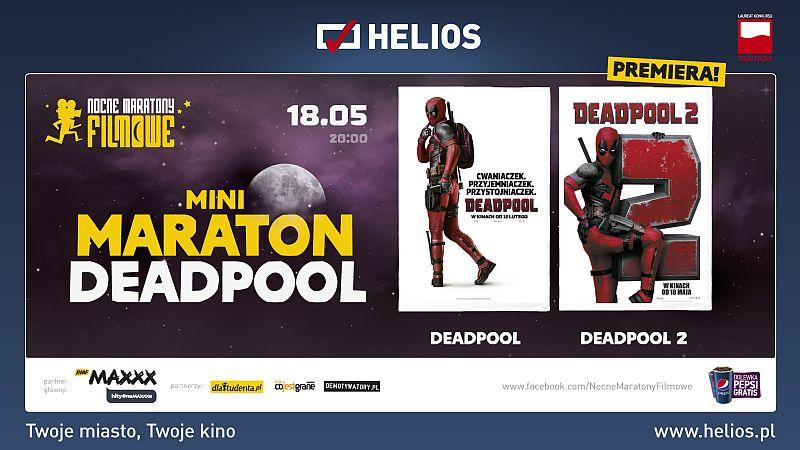 Mini Maraton Deadpoola – konkurs