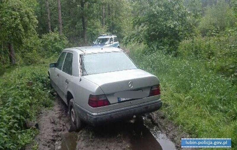 Zatrzymani dwaj sprawcy kradzieży samochodów z terenu Lubina