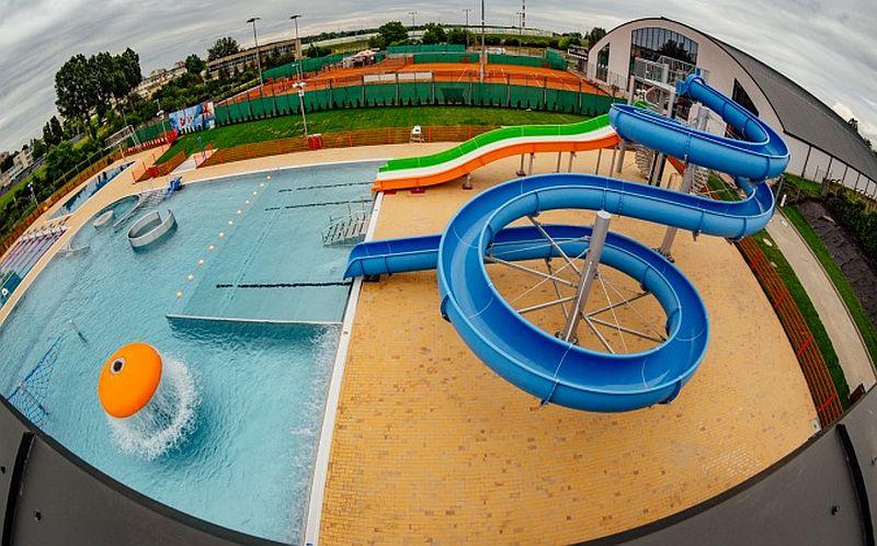 RCS otwiera baseny zewnętrzne!