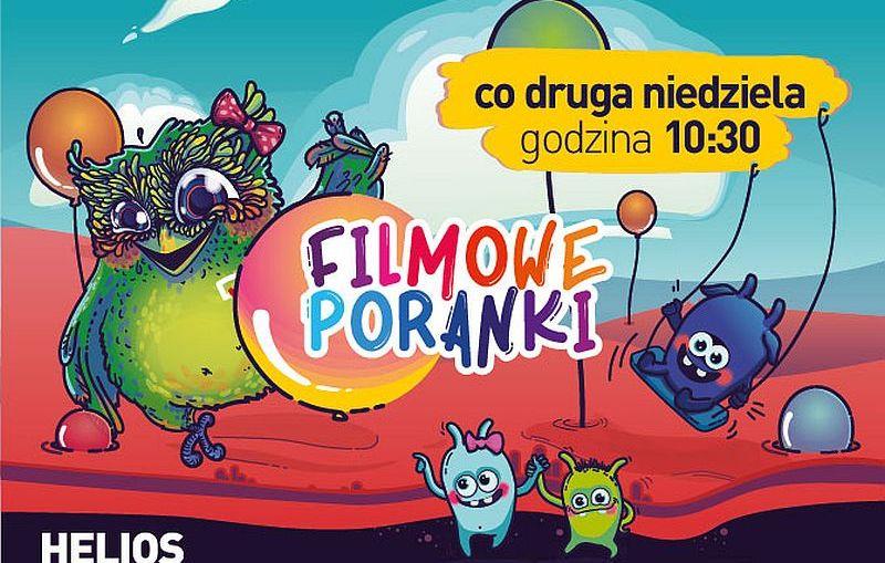 Filmowy Poranek - Tomek i Przyjaciele: Legenda o zaginionym skarbie