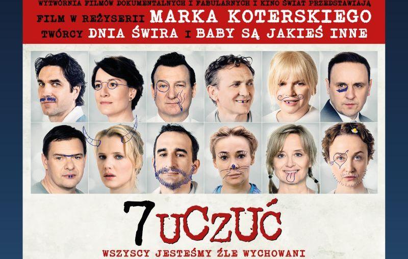 Najnowszy film Marka Koterskiego w kinach Helios!