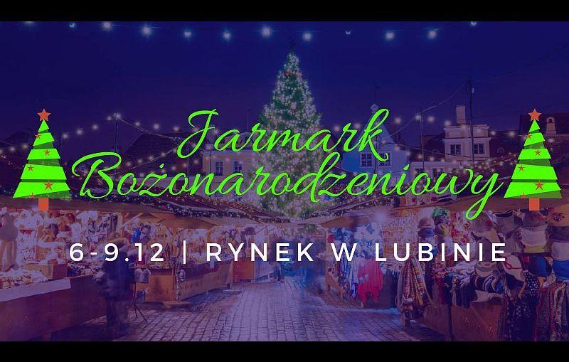 Jarmark Bożonardzeniowy w lubińskim Rynku