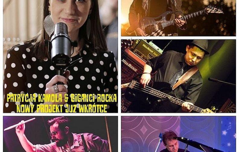 Patrycja Kamola & Giganci Rocka wystąpią na Out Of Control