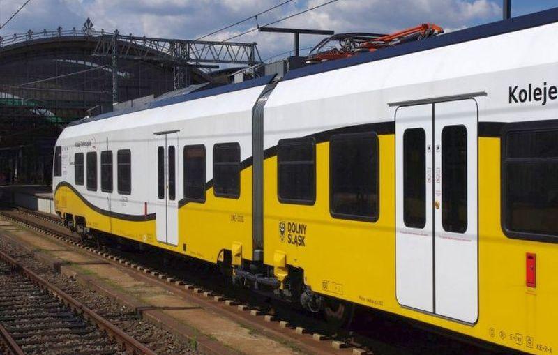 Koleje Dolnośląskie ograniczają połączenia
