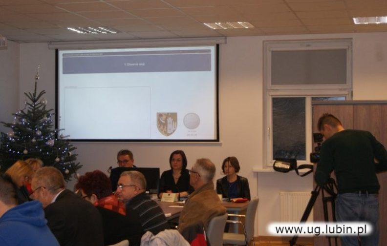 IV sesja Rady Gminy Lubin