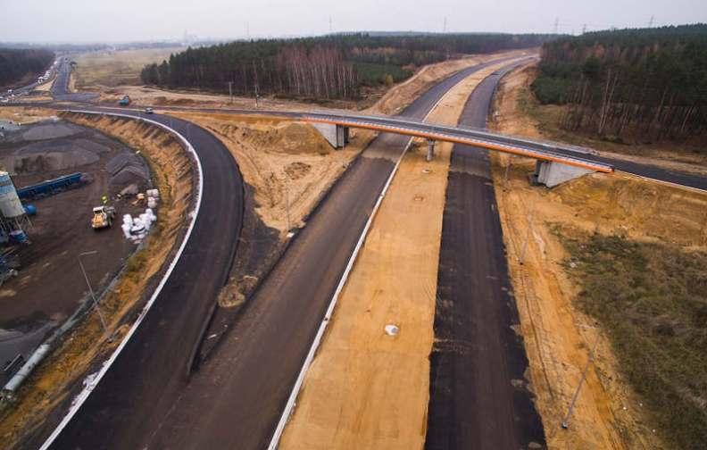 Droga S3 Polkowice – Lubin dopiero w połowie 2019 r.