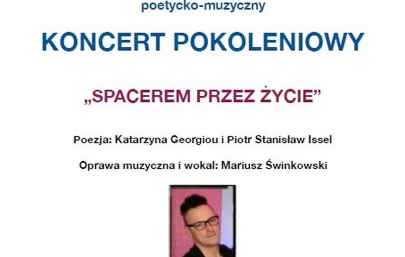 Zaproszenie na koncert w Niemstowie