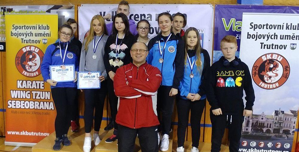 Wspaniały sukces w czeskim TRUTNOV zawodników KKS TORA