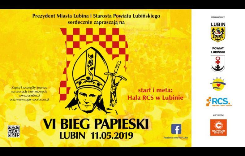 Znamy termin VI Biegu Papieskiego!