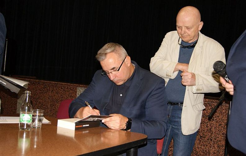 Wojciech Sumliński odwiedził Lubin