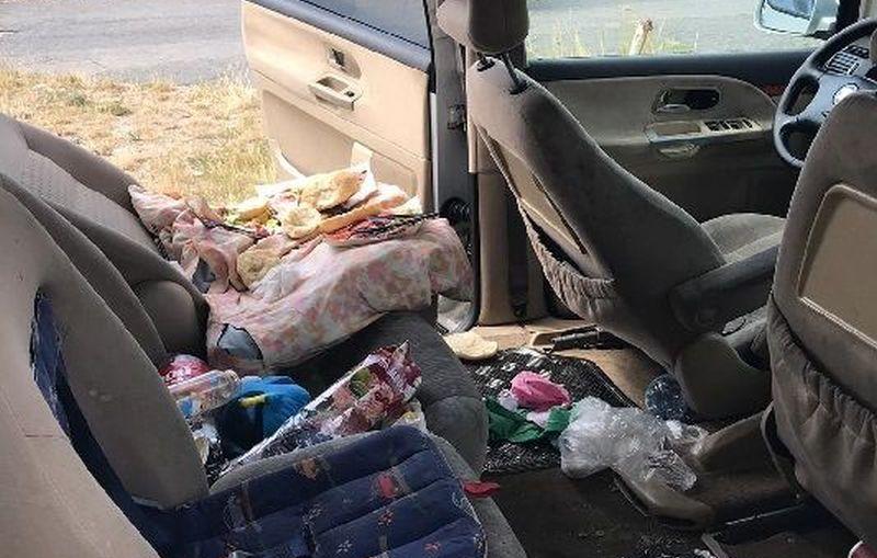 Matka zostawiła 8-miesięczne dziecko w zamkniętym samochodzie