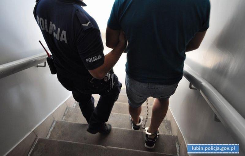 Poszukiwany europejskim nakazem aresztowania zatrzymany
