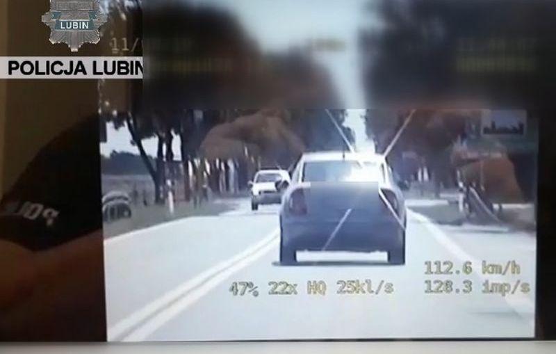 """Czterech kierowców w jeden dzień straciło prawo jazdy. Zostali zatrzymani przez policjantów z grupy """"Speed"""""""