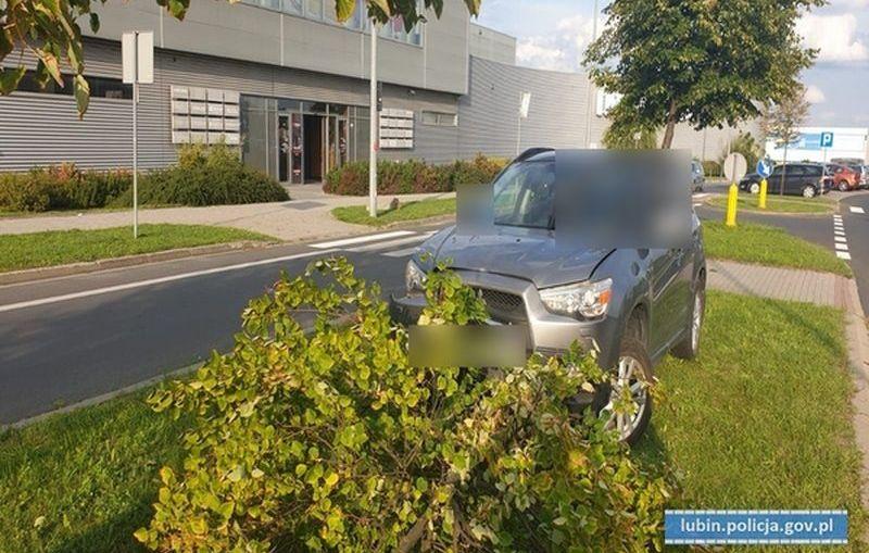 #Lubin. Świadek zabrał kluczyki pijanemu kierowcy i wezwał policję.