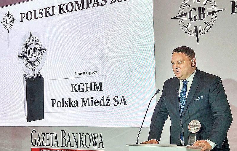Polski Kompas dla Globalnego Czempiona KGHM