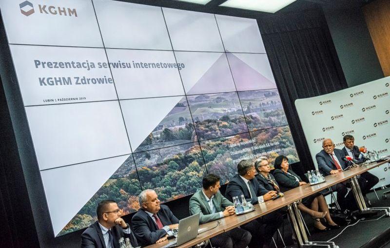 Nowe badania medyczne pracowników KGHM Polska Miedź S.A. szansą na szybsze wykrywanie chorób