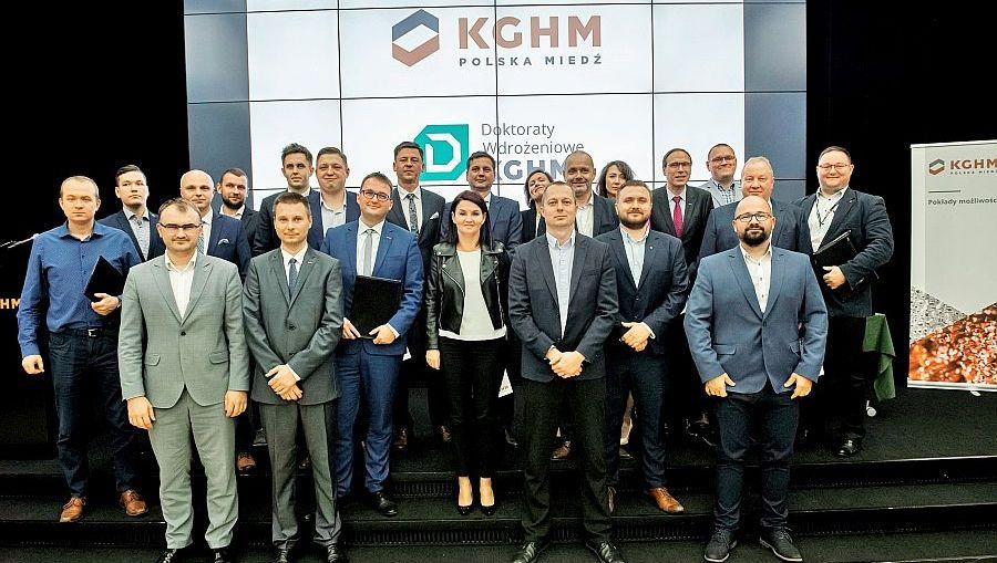 KGHM stawia na innowacje pracowników