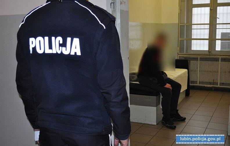 17 –latek za rozbój trafił do aresztu