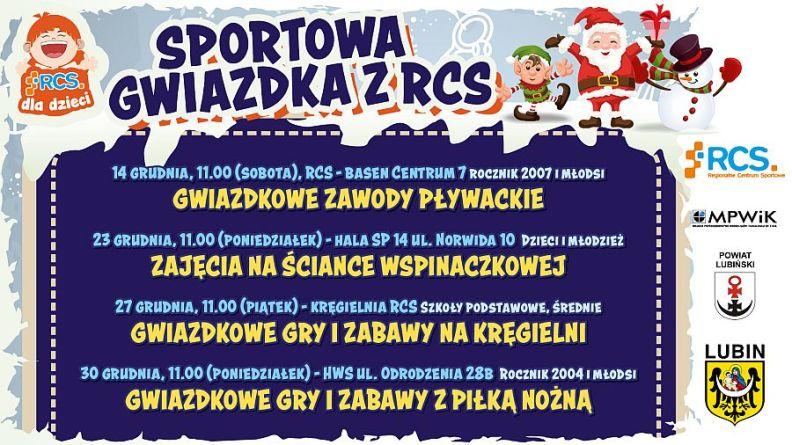 Sportowa Gwiazdka z RCS