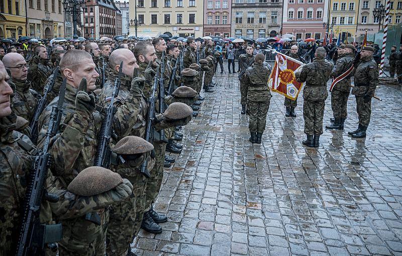 Po przysiędze...16 Dolnośląska Brygada Obrony Terytorialnej