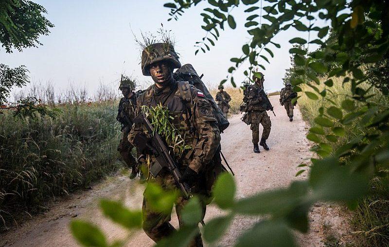 Uczą się od najlepszych – kolejne szkolenie instruktorskie Dolnośląskich Terytorialsów