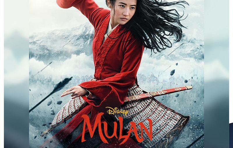 """Waleczna i odważna """"Mulan"""" na ekranach kin Helios"""