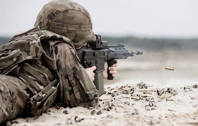 Uczą się od najlepszych – kolejne szkolenie instruktorskie Dolnośląskich Terytorialsów.