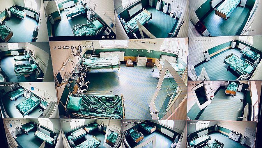 KGHM organizuje zgodnie z poleceniem rządu miejsca w szpitalach. Gotowych ponad 50 dodatkowych łóżek