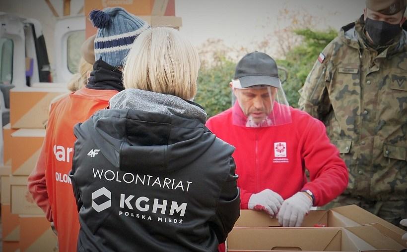 KGHM w Solidarnościowym Korpusie Wsparcia Seniorów - działamy na Dolnym Śląsku