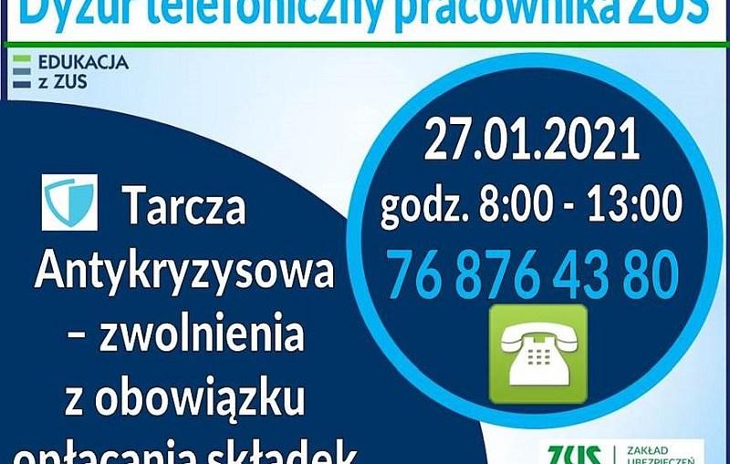 ZUS wyjaśnia zasady pomocy dla przedsiębiorców 27.01