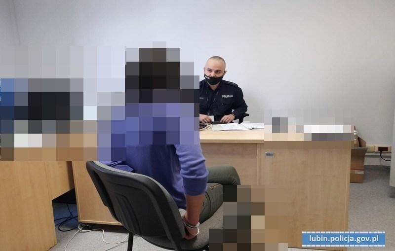 WALENTYNKI SPĘDZILI W POLICYJNEJ CELI