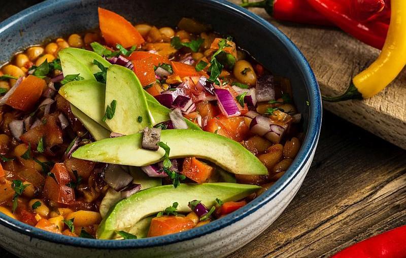 Przepis kulinarny: Fasola drobna po meksykańsku