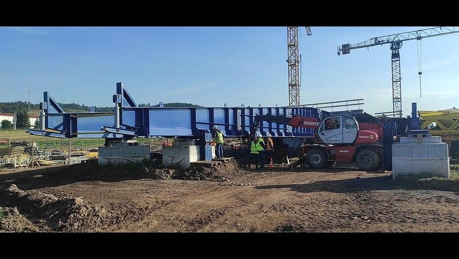 Rozpoczęła się budowa najdłuższego mostu na odcinku S3 od Bolkowa do Kamiennej Góry