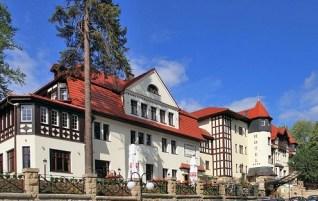 Bukowy Park Medical Spa - hotel w Polanicy Zdrój
