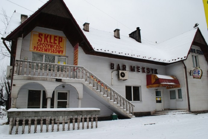 Kraków - bar