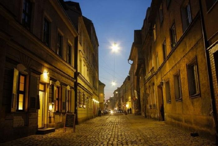 Kraków - wieczór