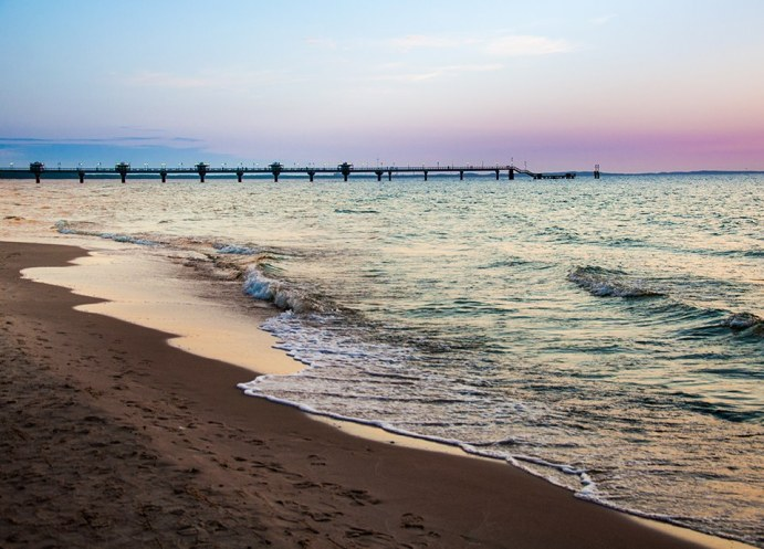 Najczystsze polskie plaże 2020 - Wolin i Uznam
