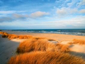 Najczystsze polskie plaże - Błękitne Flagi 2020