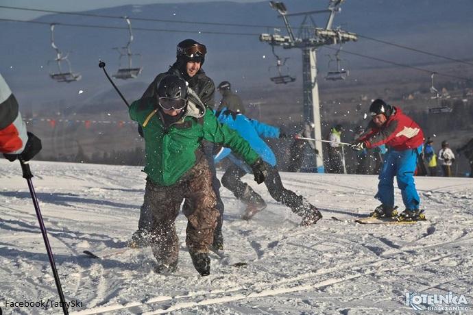Najtańsze ośrodki narciarskie w Polsce - TatrySki