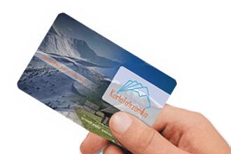 Tania zima w Tatrach - karta